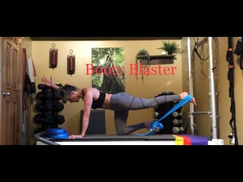 Gluteal Blaster with master trainer Fiona Hermanutz