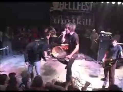 Thursday feat. Gerard Way - Jet Black New Year - Hellfest 2003