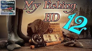 My fishing игра на Android #12 Мешки с золотом как из пулемета