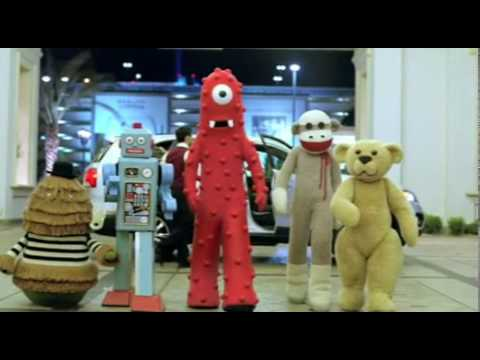 Kia Soul Commercial >> Kia Sock Monkey Commercial - YouTube