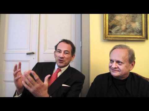 Interview Joel Robuchon und Bruno Paillard