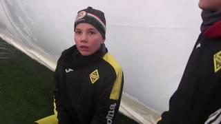 CZ1-FC Yellow na Tilea Cup gra rocznik 2006-Ślęza/kolo Wrocławia -I mecz z Parasol Wrocław
