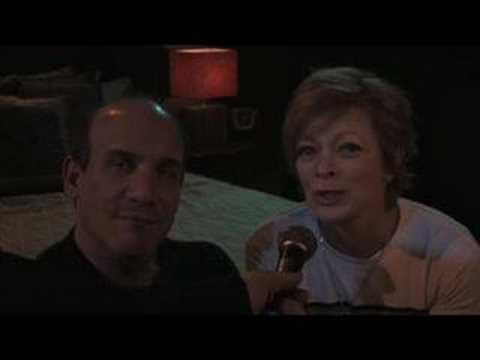 Frances Fisher and Paul BenVictor star in