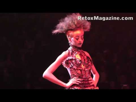 Alternative Hair Show  - Tigi Creative Team