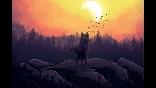 Я одинокий волк - Волки - Клип.