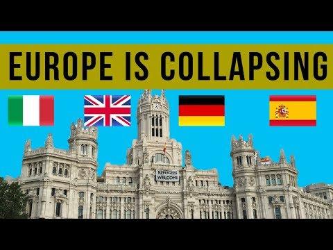 Europe Deflationary COLLAPSE