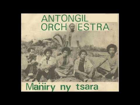 Maniry Ny Tsara - Antongil Orchestra - Kaiamba K 13 133 - 1980