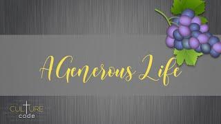Kingdom House | A Generous Life | Minister Adrian | January  31, 2021