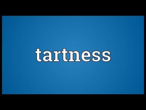 Header of tartness