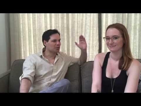Michael Ian Black Interviews Ingrid Michaelson