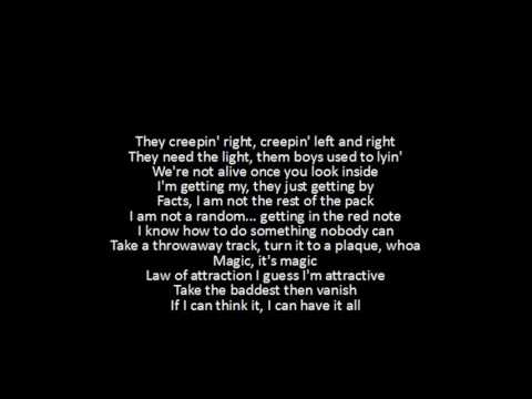 KYLE - Not the Same - Lyrics