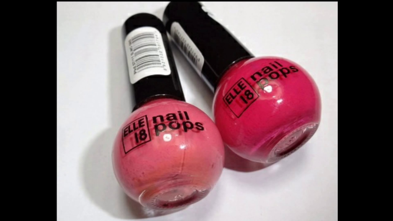 Top 10 Best Nail Polish Brands in India - YouTube