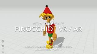 Nasıl. VR /AR avatar dans oluşturun. Bölüm 4.