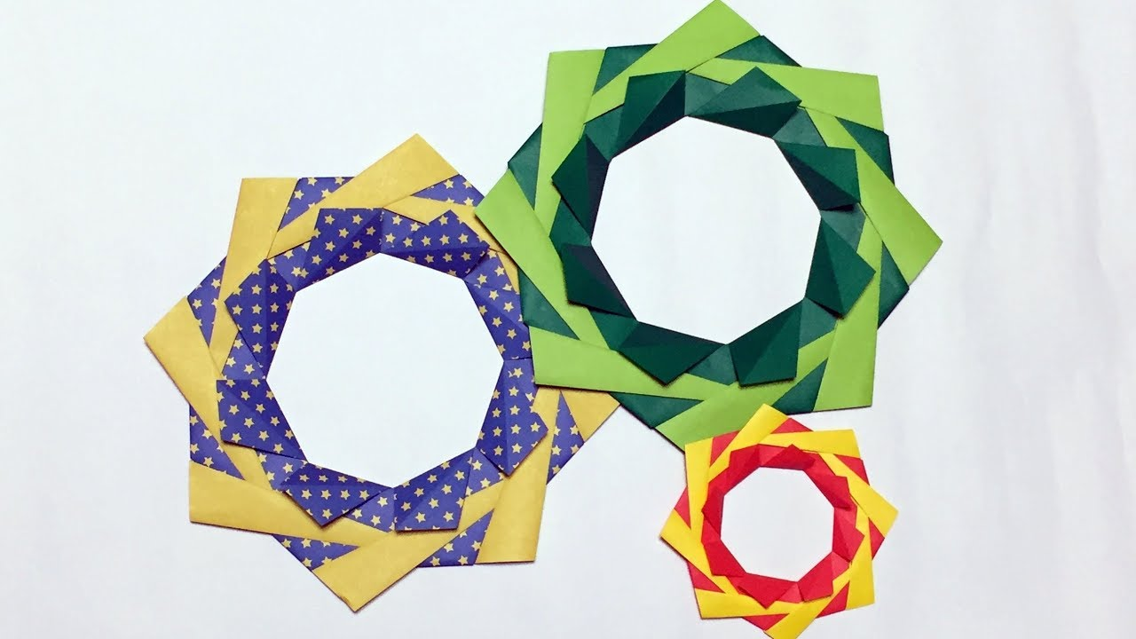 Diy Christmas Wreath Making Tutorial How To Make A Paper