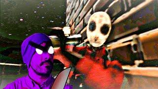 No HAGAS el TURNO de NOCHE en este OXXO - Night Shift Remade (Horror Game)