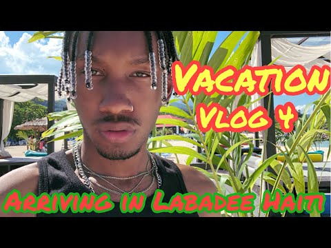 Arriving in Labadee Haiti (vacation VLOG 4)