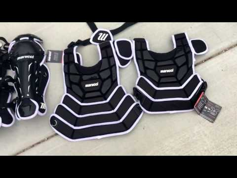 Marucci Youth Catcher's Gear Review