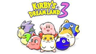 Friends 1 - Kirby's Dream Land 3