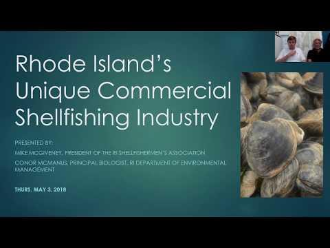 WEBINAR: Rhode Island's Unique Commercial Shellfishing Inudstry