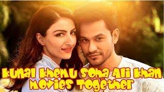 Soha Ali Khan Kunal Khemu Movies Together : Bollywood Films List 🎥 🎬