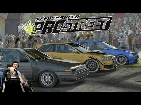Быстрые уикэнды Need for Speed: ProStreet