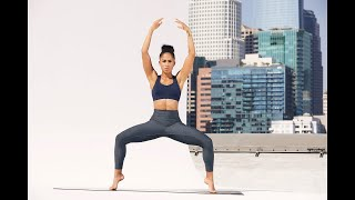 Day 4: 30-Minute Cardio Barre Workout With Sweat Trainer Britany Williams