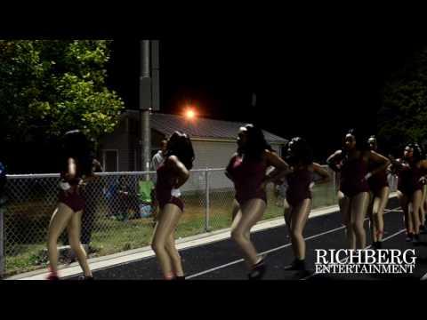 NEGHS vs Burlington Williams H.S 2016 Band Vlog