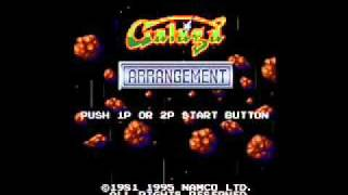 Galaga Arrangement OST - Final Stage King Galaspark!