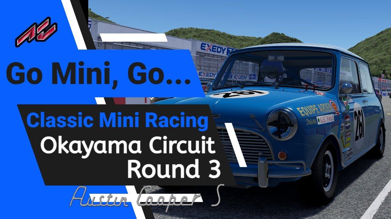 Mr Watton: Austin Mini Cooper S Okayama Assetto Corsa