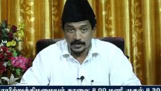 MaaNabi (Sal) avargal thantha Unmai Islam Ep:89 Part-1 (03/04/2011)