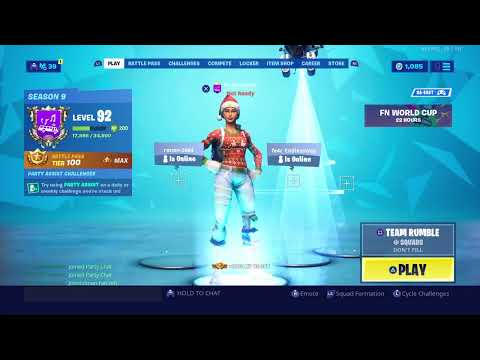 All Locations For Fortnite Birthday Cakes!!!