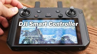 Experiencing DJI's Smart Controller - What's There To Like?