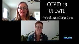 Watch Charlotte COVID 19 ASC Grants