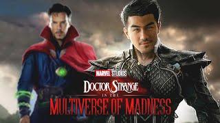NAMOR in DR. STRANGE MULTIVERSE OF MADNESS ILLUMINATE EASTER EGGS Kevin Feige's Secret Character
