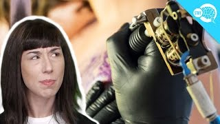 How Do Tattoo Machines Work?