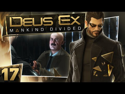 Deus Ex: Mankind Divided #17 - Trail of Blood