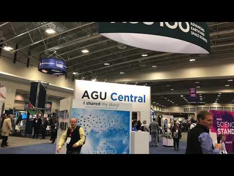 Carbon Dating Lab Beta Analytic Exhibits At AGU 2018