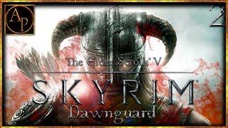 Призванный лук►SKYRIM/DAWNGUARD►Сияние дракона #2