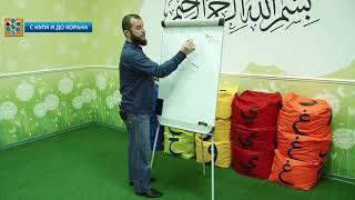Арабский язык - Алфавит