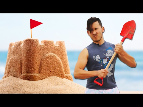 Thumbnail: Markiplier Makes: A Sand Castle