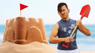 Download Markiplier Makes: A Sand Castle Mp3 and Videos