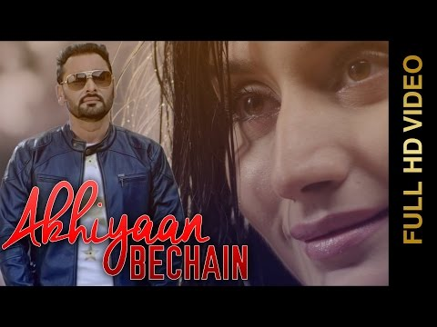 Akhiyan Bechain Full Video official Song Nachattar Gill  2015 Rv