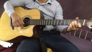 Solo Guitar bolero - Đêm buồn tỉnh lẻ - Văn Anh