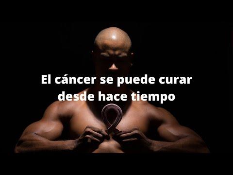 El cáncer se puede curar desde hace tiempo
