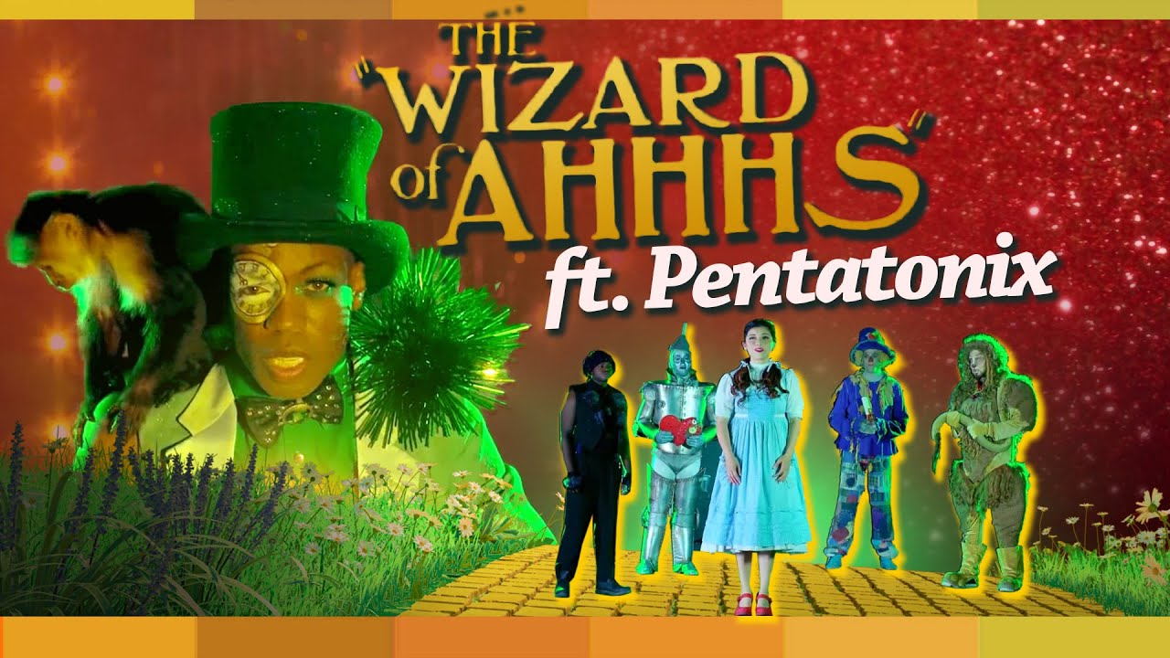 The Wizard of Ahhhs by Todrick Hall ft. Pentatonix - YouTube