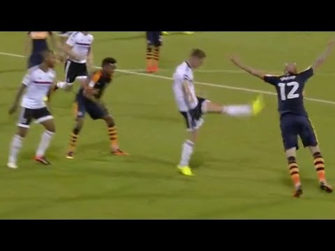 Fulham vs Newcastle 1-0 All Goals & Highlights (Championship 5 Aug 2016)