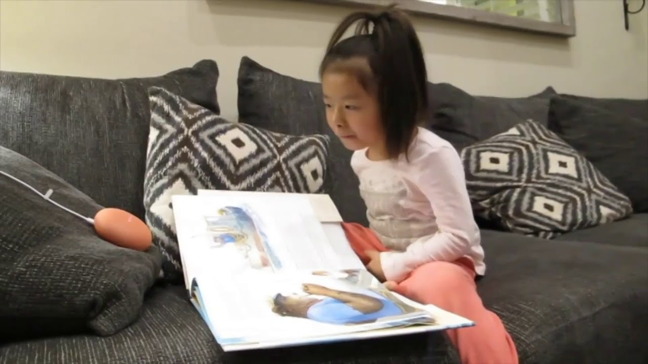 Young Children's Reading and Learning with Conversational Agents