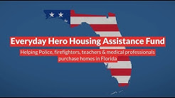 Florida Homebuyer Assistance Program for Police, Firefighters, and Teachers
