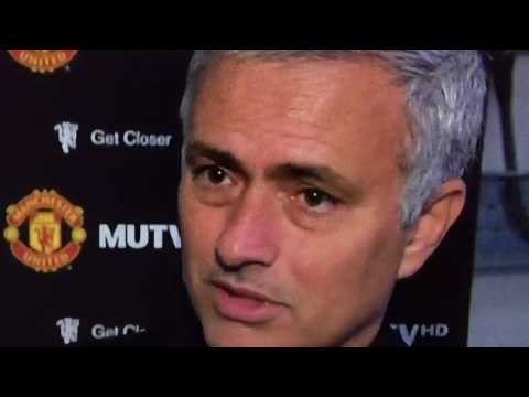 Jose Mourinho on Ander Herrera form this season