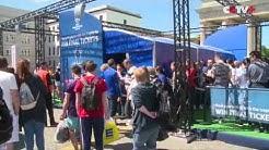 UEFA Champions Festival Kicks off in Berlin